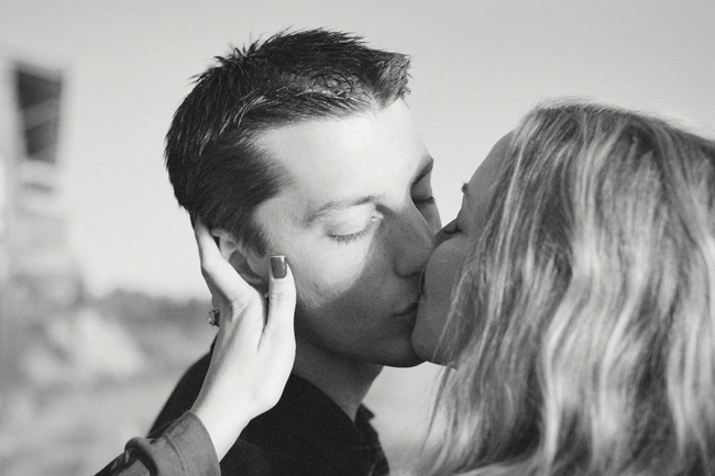 Alicia and JR engagement session